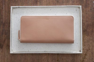 iroseイロセ POP-UP LONG WALLET ACC-PU03(ヌード )