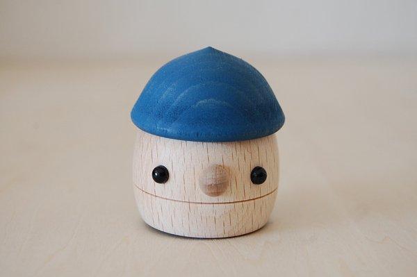 おもちゃのこまーむ どんぐりころころ(青)