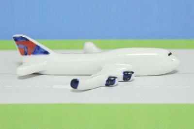 飛行機箸置き  (デルタ航空DL B747-400)
