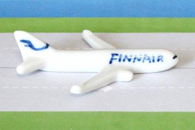 飛行機箸置き  (フィンエアーFIN A330)