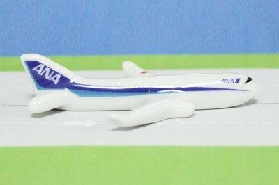 飛行機箸置き  (全日本空輸/ANA737)