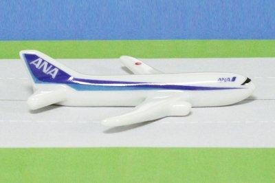 飛行機箸置き  (全日本空輸/ANA787)