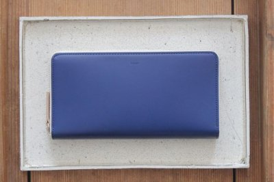 iroseイロセ POP-UP LONG WALLET ACC-PU03(ブルー)