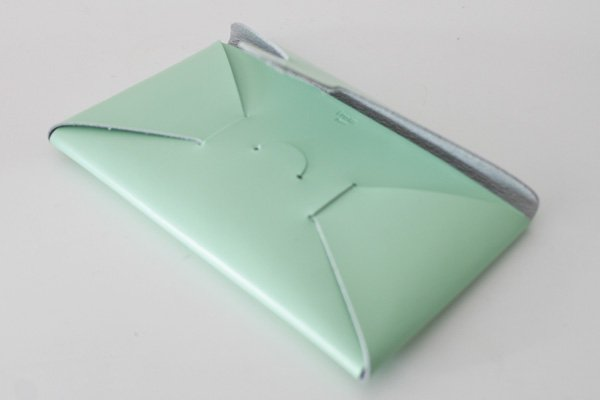 irose/イロセ SEAMLESS LONG WALLET ACC-SL02(ブルー)