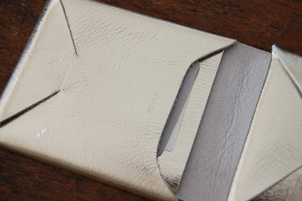 SEAMLESS SHORT WALLET ACC-SL03(グレー)