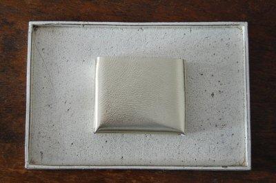 【再入荷】irose/イロセ SEAMLESS SHORT WALLET ACC-SL03(シルバー)