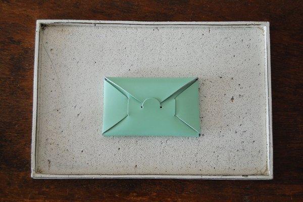 irose/イロセ SEAMLESS CARD CASE ACC-SL01(ミント)