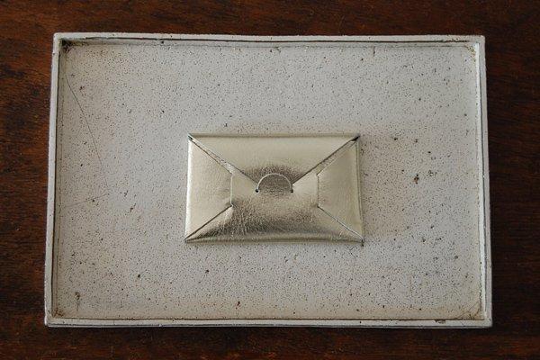 irose/イロセ SEAMLESS CARD CASE ACC-SL01(シルバー)
