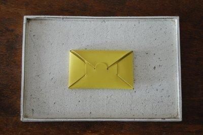 irose/イロセ SEAMLESS CARD CASE ACC-SL01(イエロー)