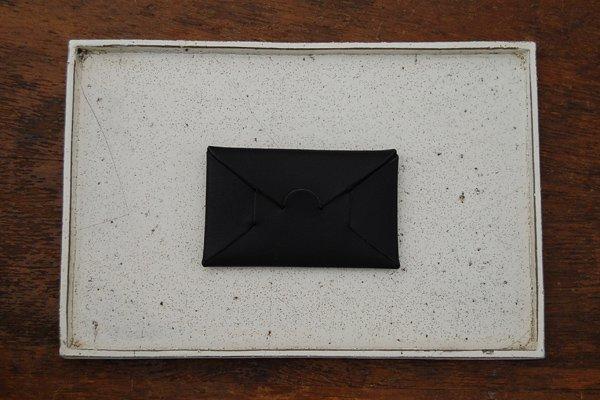 irose/イロセ SEAMLESS CARD CASE ACC-SL01(ブラック)
