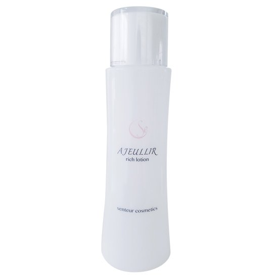 【新発売】アジュリール リッチローション<美容液化粧水>150mL