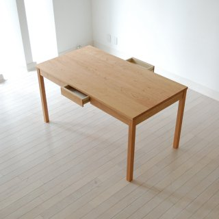 W140cm、チェリーダイニングテーブルtypeS(早割適用なし)