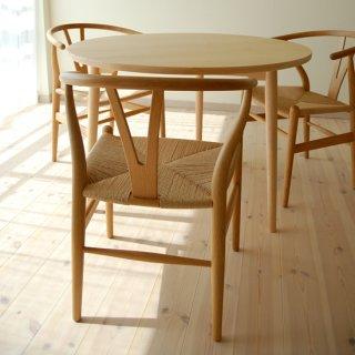 直径100cm、丸ダイニングテーブル3本脚(早割5%オフ適用)