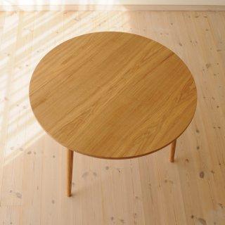 直径80cm、丸ダイニングテーブル3本脚(早割5%オフ適用)