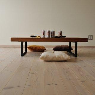W110cm、鉄脚ローテーブル(早割適用なし)