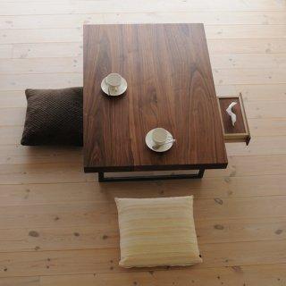 W120cm、鉄脚ローテーブル(早割適用なし)