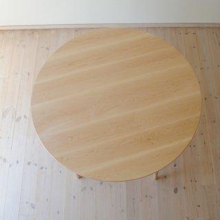 直径130cm、丸ダイニングテーブル5本脚(早割適用なし)