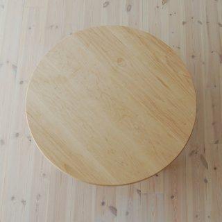 直径80cm、丸ローテーブル(早割5%オフ適用)