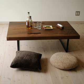 W100cm、鉄脚ローテーブル(早割適用なし)