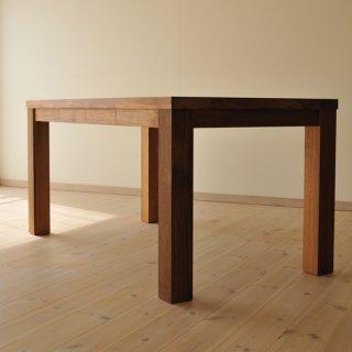 W150cm、チークダイニングテーブルtypeT(早割適用なし)