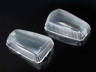 ウインカーレンズ クリア 2枚SET XJR400/XJR1200/XJR1300/SRX400/SRX600/FZR250/FZR400/FZR1000
