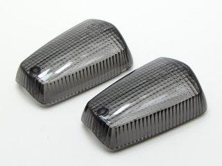 ウインカーレンズ スモーク 2枚SET XJR400/XJR1200/XJR1300/SRX400/SRX600/FZR250/FZR400/FZR1000