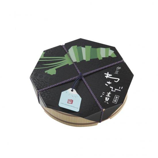 特選わさび漬 黒蓋(富士山タグ)