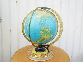 ビンテージ 60-70's 地球儀