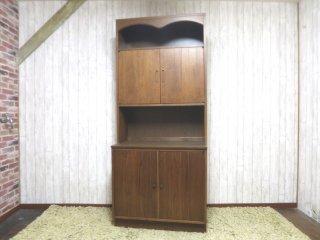 ビンテージ 60-70's LANE社製 ウッドシェルフ