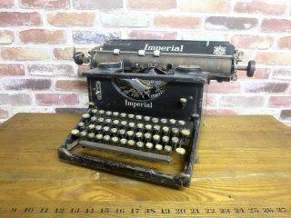 ビンテージ Imperial社製 タイプライター