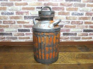 アンティーク D.ELLIS&SONS社製 オイル缶