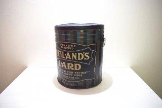 ビンテージ WEILAND's ラード缶