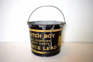 ビンテージ DUTCH BOYペンキ缶
