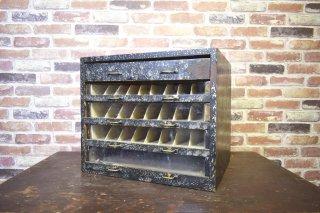ビンテージ ウッドツールボックス