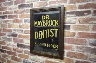 アンティーク DR.MAYBRUCK ウォールデコ