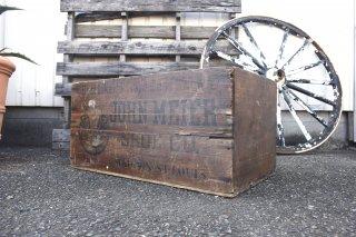 ビンテージ JOHN MEIER SHOE CO. 木箱