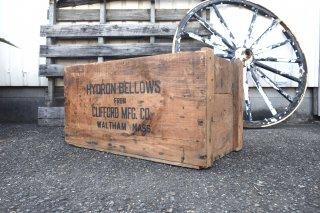 ビンテージ CLIFFORD MFG. CO. 木箱