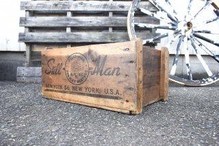 ビンテージ STILLMAN ELECTRIC 木箱