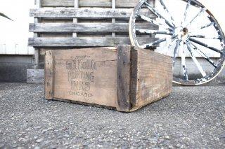 ビンテージ George.H.Morrill Co. 木箱