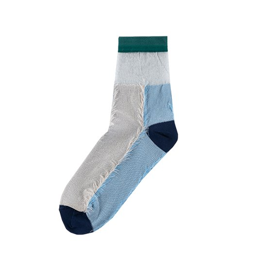 <img class='new_mark_img1' src='https://img.shop-pro.jp/img/new/icons58.gif' style='border:none;display:inline;margin:0px;padding:0px;width:auto;' />TRICOTE/【unisex】insideout lame socks