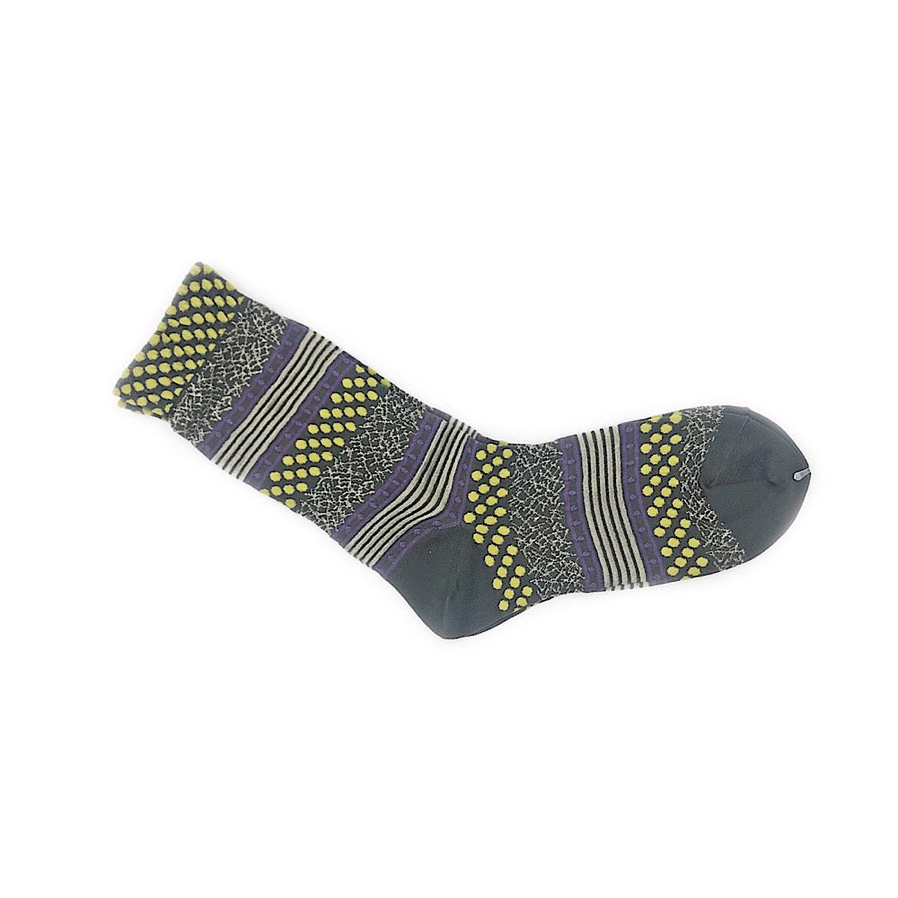 Ayamé/Accordion socks