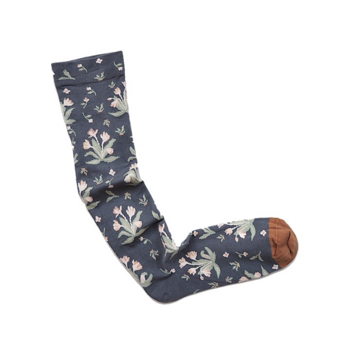 Bonne Maison/【La Princesse】Steel Bouquet high socks