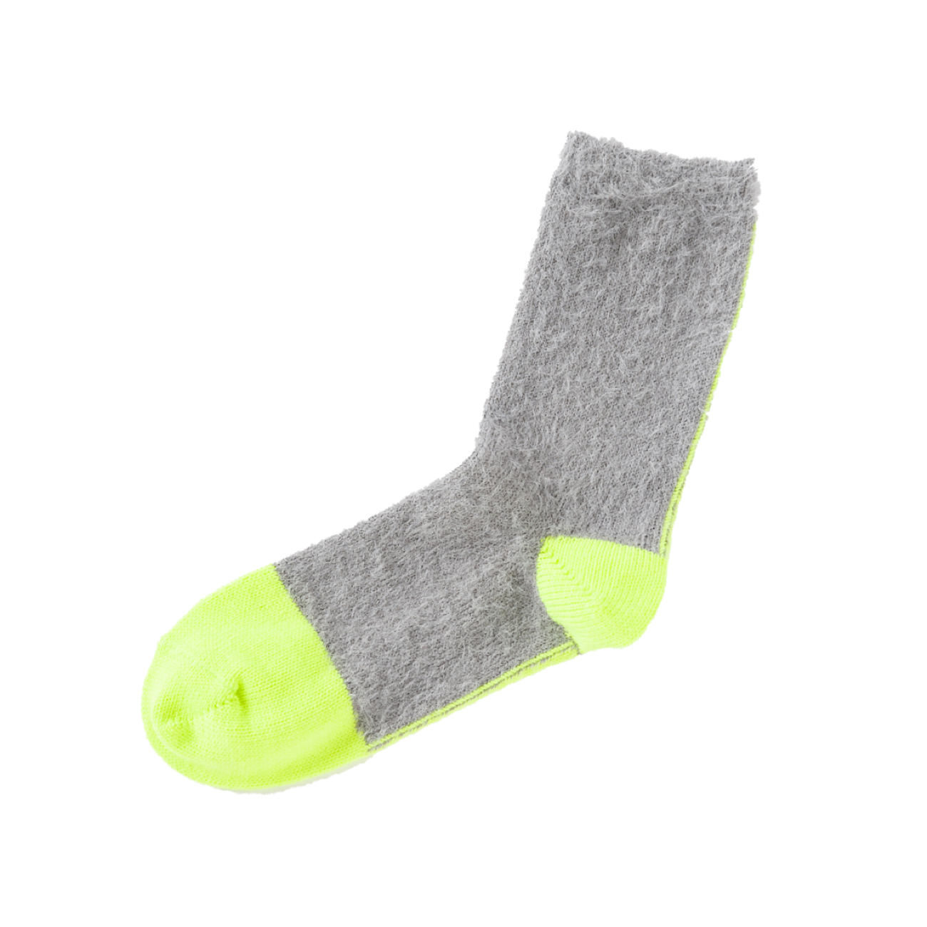 <img class='new_mark_img1' src='https://img.shop-pro.jp/img/new/icons14.gif' style='border:none;display:inline;margin:0px;padding:0px;width:auto;' />TRICOTE/neon shaggy socks