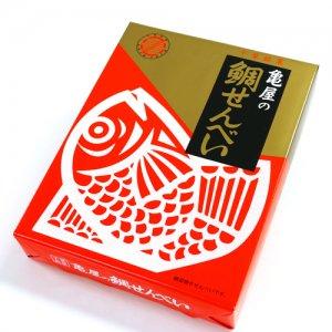 亀屋の鯛せんべい(30枚入り)