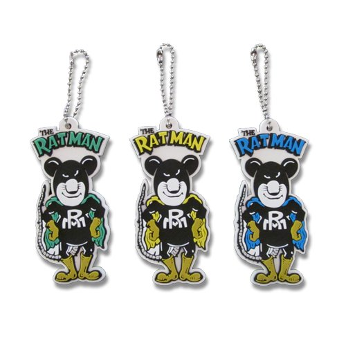 RATS / THE RATMAN KEY HOLDER