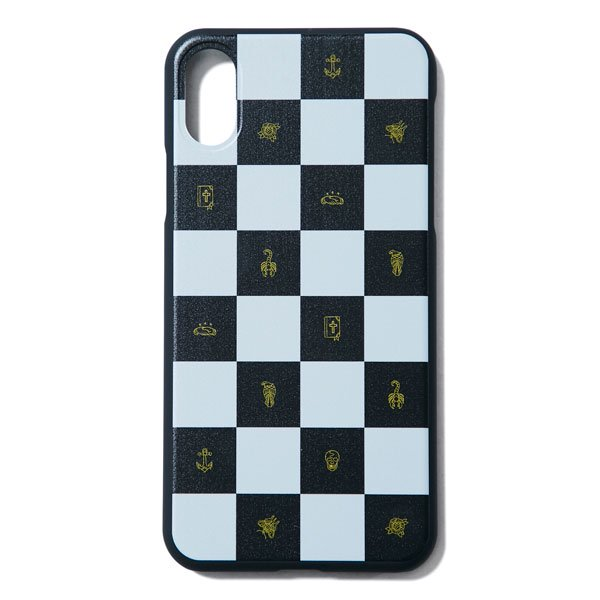 Softmachine  CHESSBOARD iPhone CASE (iPhone X CASE)