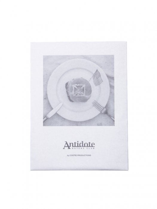 ANTIDOTE BUYERS CLUB / LOOK BOOK