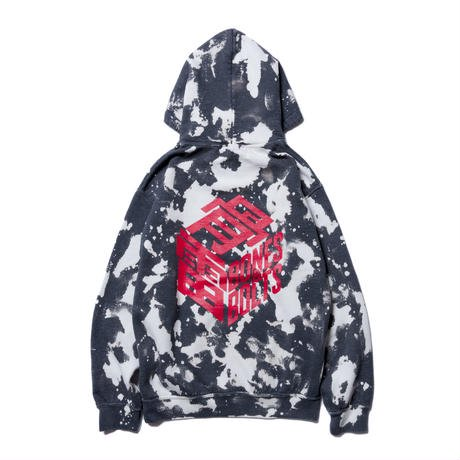 <img class='new_mark_img1' src='//img.shop-pro.jp/img/new/icons14.gif' style='border:none;display:inline;margin:0px;padding:0px;width:auto;' />BONES AND BOLTS HOODIE (BLEACH)