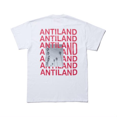 BONES AND BOLTS TEE (ANTILAND)