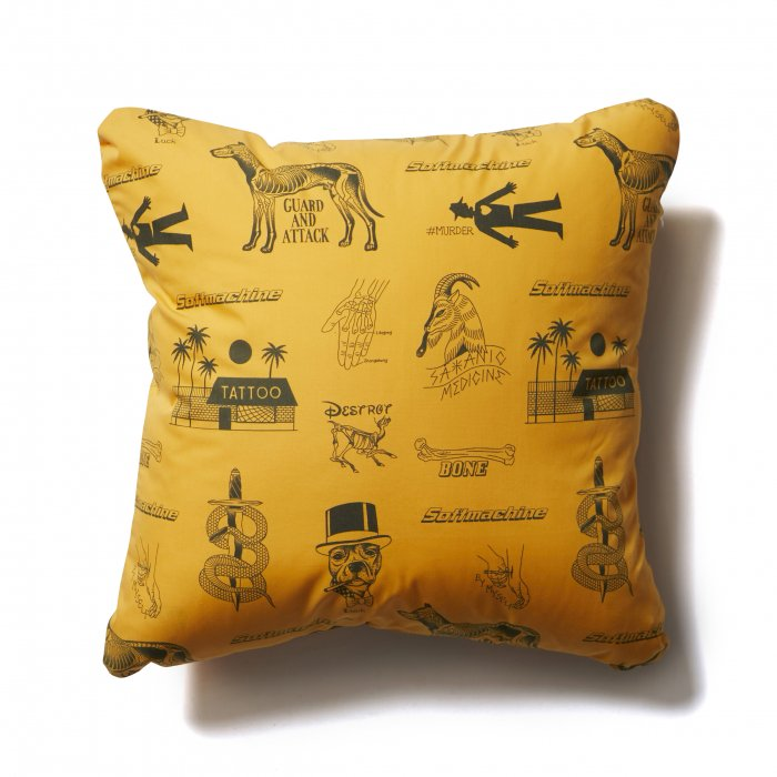 Softmachine LIVING THINGS CUSHION